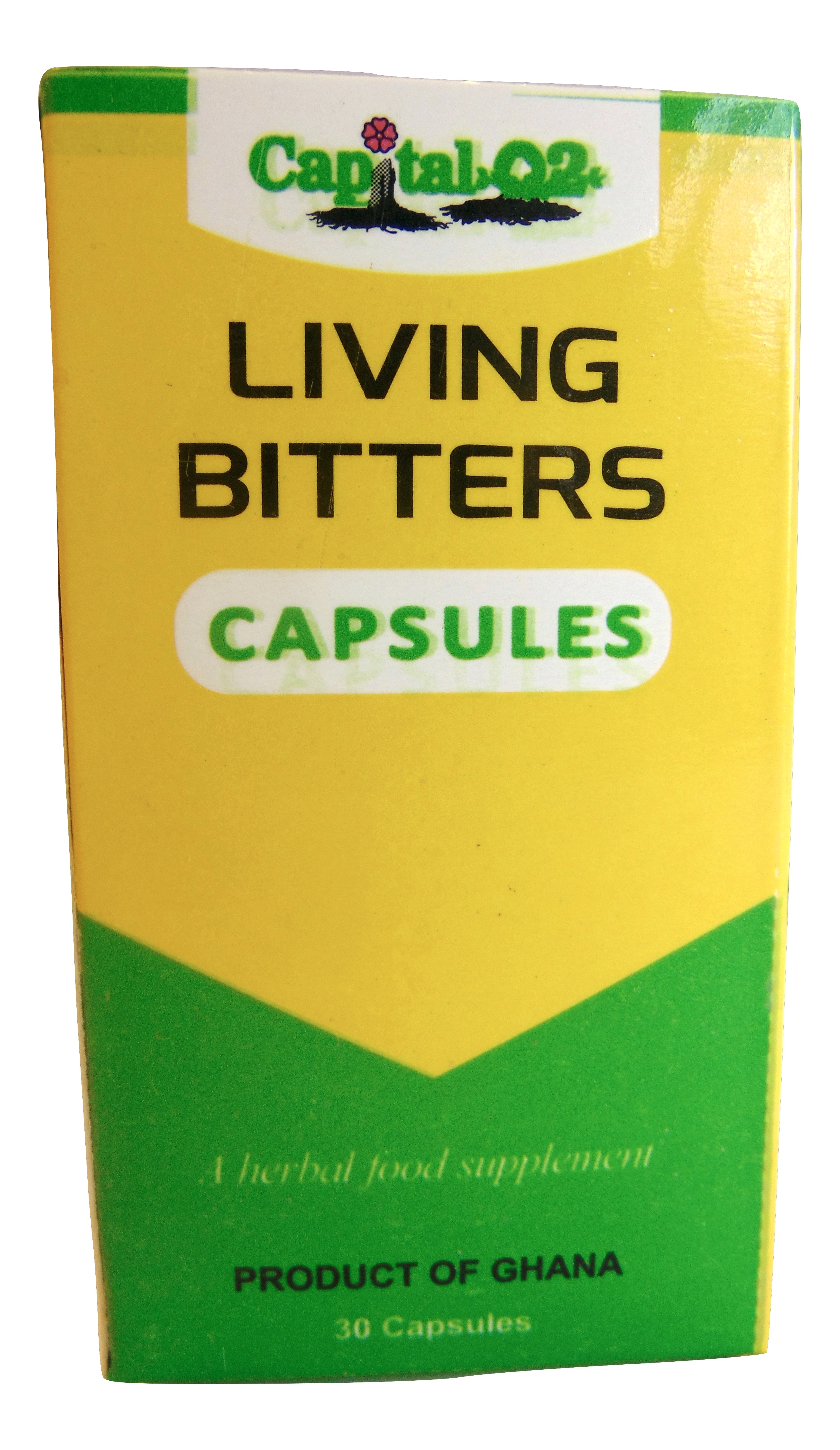 living bitters capsules