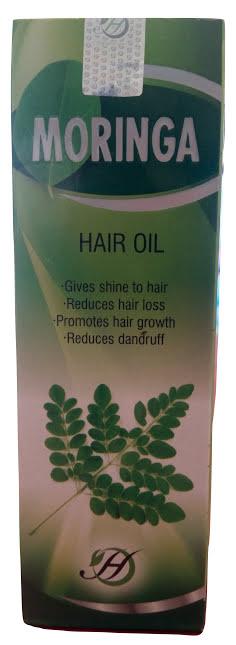 moringa hair oil