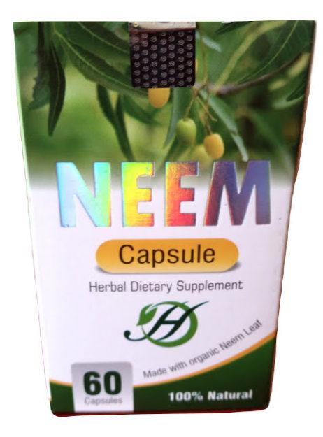 Neem Capsules