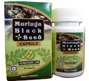 Moringa black seed